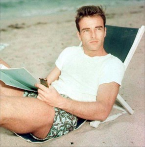 MONTGOMERY CLIFT, DIFERENTE
