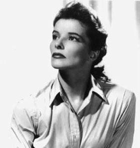 Katharine Hepburn, única