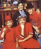Nostalgias televisivas: LOS PAYASOS