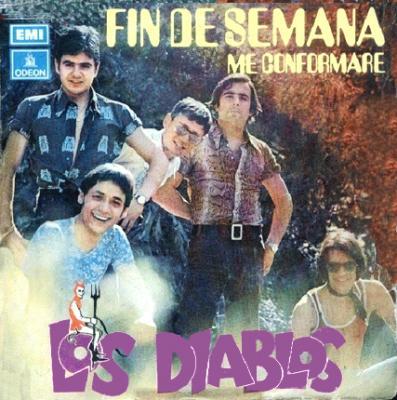 Nostalgias musicales: LOS DIABLOS