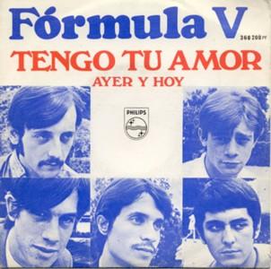 Nostalgias musicales: FORMULA V