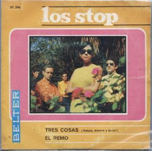 """Nostalgias musicales: """"TRES COSAS"""""""