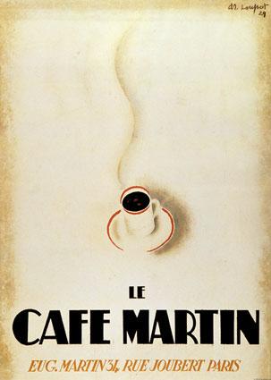 Breves Relatos: LE CAFE MARTIN