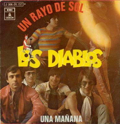 Nostalgias musicales: UN RAYO DE SOL