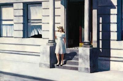 Edward Hopper: SUMMERTIME