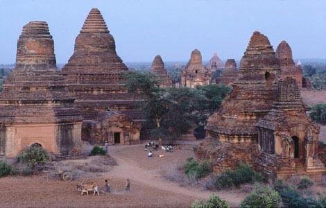 Arquitectura birmana