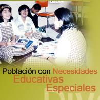 NECESIDADES EDUCATIVAS ESPECIALES: ORIENTACIÓN PARA LA RESPUESTA EDUCATIVA