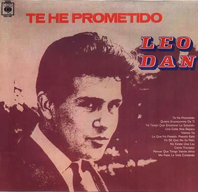 Nostalgias musicales: TE HE PROMETIDO (LEO DAN)
