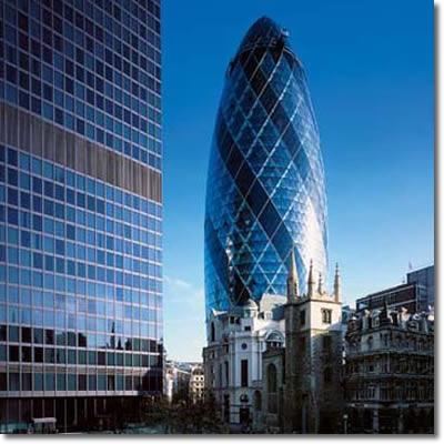 La arquitectura según Norman Foster