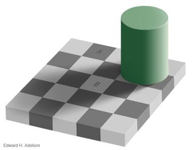 Efectos ópticos: REALIDAD COMPROBABLE (LA SOLUCIÓN)